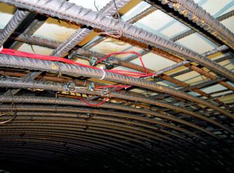 agios stefanos tunnel